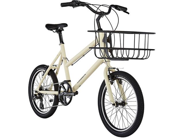 ORBEA Katu 50 Citybike hvid (2019) | City-cykler